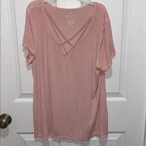 American Eagle Soft&Sexy short sleeved top